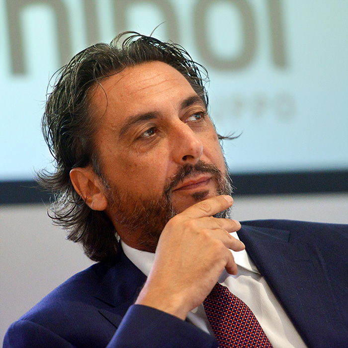 Carlo Cimbri - Condivisione CRU Unipol