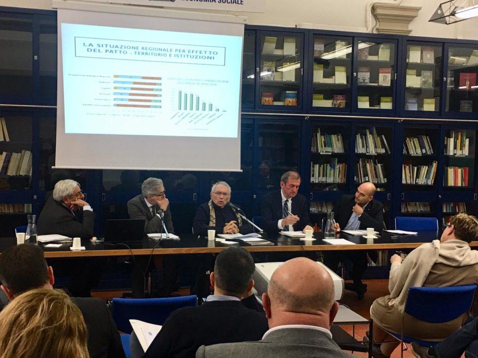 Lavoro: l'Emilia-Romagna regione leader italiana, più dinamica grazie al patto fra corpi intermedi