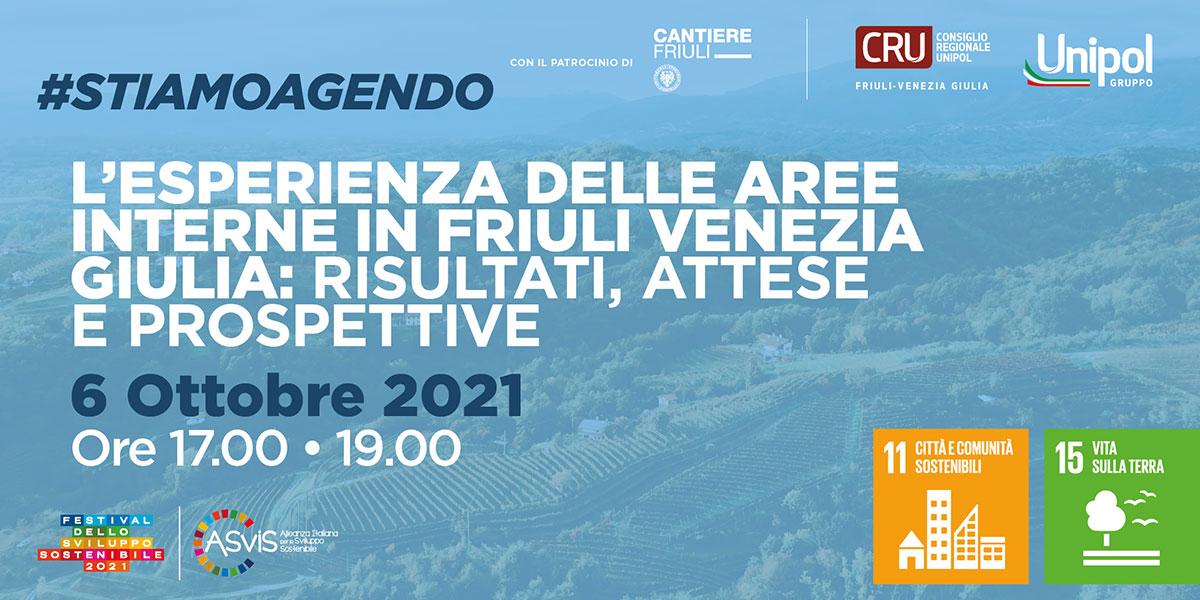 L'esperienza delle aree interne in Friuli Venezia Giulia: risultati, attese e prospettive