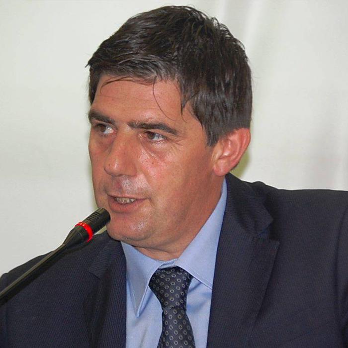 Alessandro Mastrocinque - Relatore Meridee - Progetti dal sud