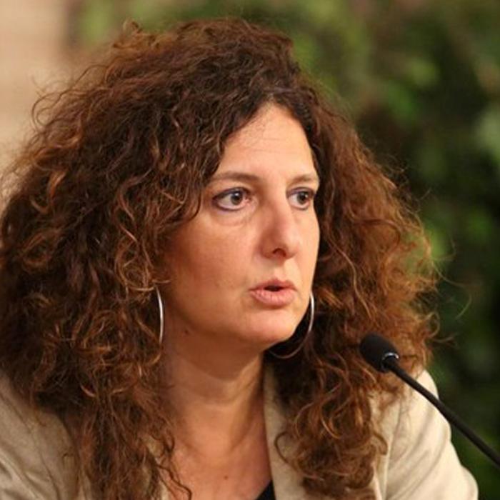 Gianna Fracassi - Relatore Meridee - Progetti dal sud