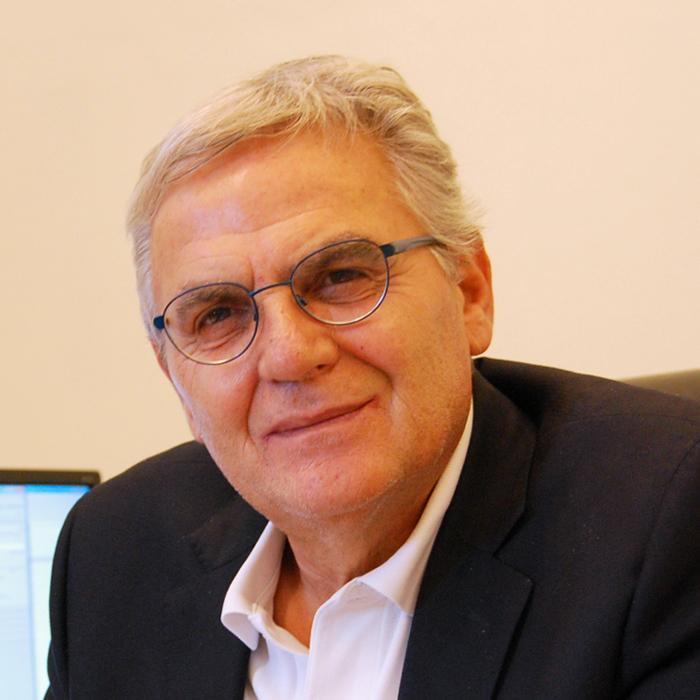 Giuseppe Farina - Relatore Meridee - Progetti dal sud